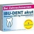 IBU DENT akut Heumann 400 mg Filmtabletten