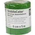 BORT StabiloColor Binde 6 cm grün