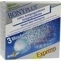 BONYPLUS Reinigungsbrausetabletten