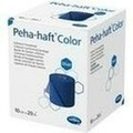 PEHA-HAFT Color Fixierbinde latexf.10 cmx20 m blau