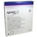 AQUACEL Ag Foam adhäsiv 21x21 cm Verband