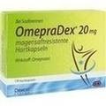 OMEPRADEX 20 mg magensaftresistente Hartkapseln