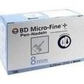 BD MICRO-FINE+ 8 Pen-Nadeln 0,25x8 mm