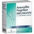 AMOROLFIN Nagelkur Heumann 5% wirkstoffh. Nagellack