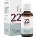 BIOCHEMIE Pflüger 22 Calcium carbonicum D 6 Tropf.