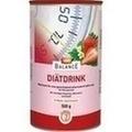 GEHE BALANCE Diätdrink Erdbeer Pulver