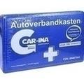 SENADA CAR-INA Autoverbandkasten blau