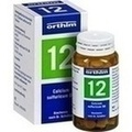 BIOCHEMIE Orthim 12 Calcium sulfuricum D 6 Tabl.