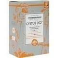 CYSTUS 052 Bio Halspastillen Honig Orange