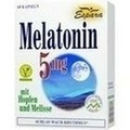 MELATONIN 5 mg Kapseln