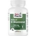 NATURAL D-Mannose 500 mg Kapseln /DE