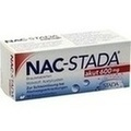 NAC STADA akut 600 mg Brausetabletten
