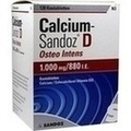 Calcium-Sandoz® D Osteo Intens Kautabletten