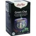 YOGI TEA Green Chai Bio