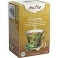 YOGI TEA Ginseng Bio Filterbeutel