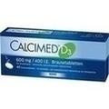 CALCIMED D3 600 mg/400 I.E. Brausetabletten