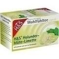 H&S Wohlfühltee Holunderblüte-Limette Filterbeutel