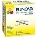 EUNOVA Zink+Histidin+Selen+Vitamin C Beutel
