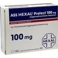 ASS HEXAL Protect 100 mg magensaftresistente Tabletten