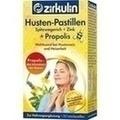 ZIRKULIN Husten Pastillen Spitzwegerich+Zink+Prop.