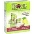 IBONS Zitrone Ingwerkaubonbons Orig.Schachtel