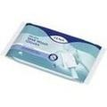 TENA WET Wash Glove parfümfrei 15x23 cm blau