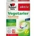 DOPPELHERZ Vegetarier Vitamine+Mineralstoffe Tabl.
