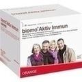 BIOMO Aktiv Immun Trinkfl.+Tab.30-Tages-Kombi