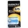 DURACELL EasyTab 675 PR44