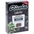 RICOLA o.Z. Box Lakritz Bonbons