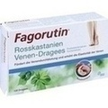 FAGORUTIN Rosskastanien Venen-Dragees 99 mg