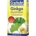ZIRKULIN Ginkgo Kupfer und B-Vitamine Tabletten
