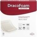 DRACOFOAM Haft sensitiv Schaumst.Wund.10x10 cm