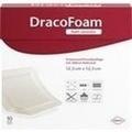 DRACOFOAM Haft sensitiv Schaumst.Wund.12,5x12,5 cm