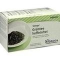 SIDROGA Wellness Grüntee koffeinfrei Filterbeutel