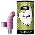 BELLADOT/INGRID Fingervibrator m.Batterien pink
