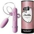 BELLADOT/MATILDA 4-Stufen Ei-Vibrator pink