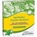 GESUND LEBEN Apotheker Kräuterbonb.Apfel-Minze zf.