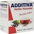 ADDITIVA® Heißer Holunder Pulver
