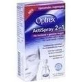 ActiSpray 2in1 (trockene + gereizte Augen)