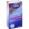 OPTREX ActiDrops 2in1 für trockene+gereizte Augen
