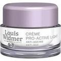 WIDMER Creme Pro-Active Light leicht parfümiert