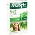 TAXOFIT Zink+C 500+Selen+D3 Tabletten