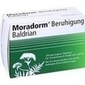 MORADORM Beruhigung Baldrian überzogene Tab.