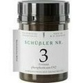 SCHÜSSLER Nr.3 Ferrum phosphoricum D 12 Tabletten