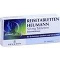 REISETABLETTEN Heumann 50 mg Tabletten