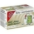 H&S Bio Atme sanft durch Baby- u.Kindertee Fbtl.