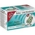 H&S Bio gutes Bauchgefühl Baby- u.Kindertee Fbtl.