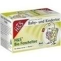 H&S Bio Baby- u.Kindertee Fencheltee Filterbeutel