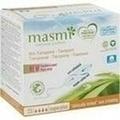 BIO TAMPONS Super Plus 100% Bio-Baumwolle MASMI
